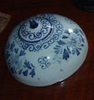 Delft Inkwell