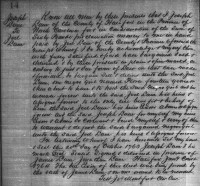 Deed.Halifax.DB9-14.Lane%2C_Joseph_Jr.Sale_of_Flora.1763.10.20