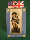 Toy Soldier—Colonial Infantryman