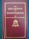 The Declaration of Independence with Short Biographies of Its Signers